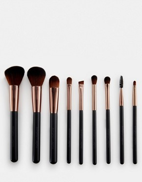 Nude by Nature Brush Set