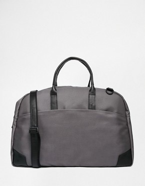 Royal RepubliQ Galactic Explorer Holdall with Leather Trims