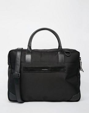 Royal RepubliQ Galactic Explorer Bag with Leather Trims