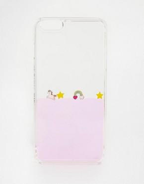Skinnydip Floating Unicorn Liquid iPhone 6/6s Plus Case