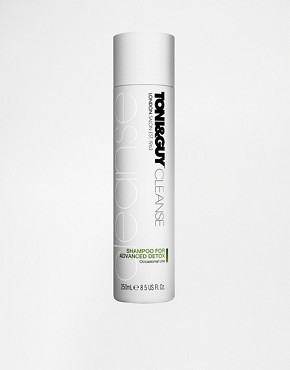 Toni & Guy Shampoo for Advanced Detox 250ml