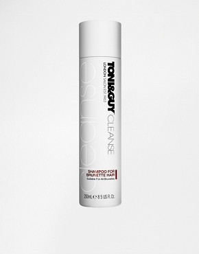 Toni & Guy Shampoo for Brunette Hair 250ml