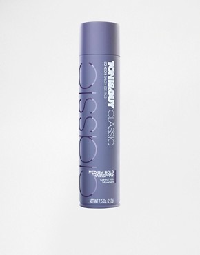 Toni & Guy Medium Hold Hairspray 250ml