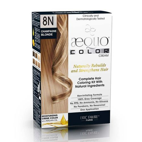 AEQUO Color Cream Natural Hair Color