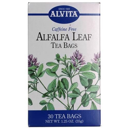Alvita Alfalfa Leaf Tea