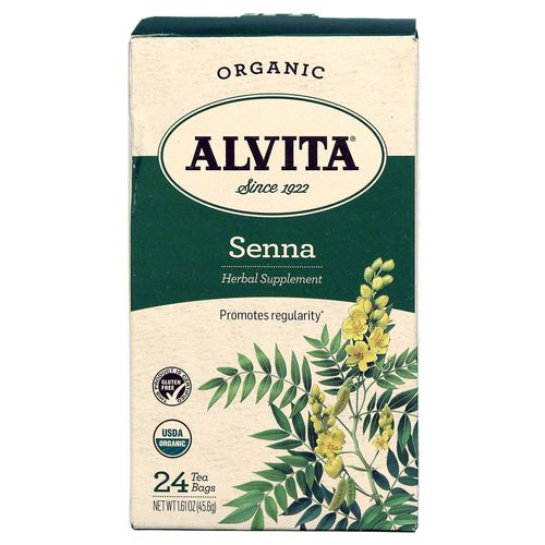 Alvita Senna Leaf Tea
