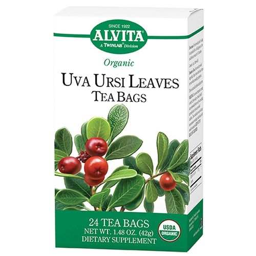 Alvita Organic Uva Ursi Tea