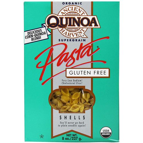 Ancient Harvest Quinoa Gluten Free Shells Pasta