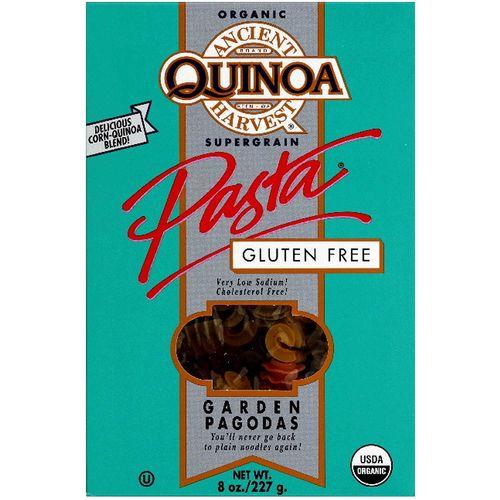 Ancient Harvest Quinoa Gluten Free Garden Pagoda Pasta