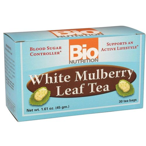 Bio Nutrition White Mulberry Leaf Tea