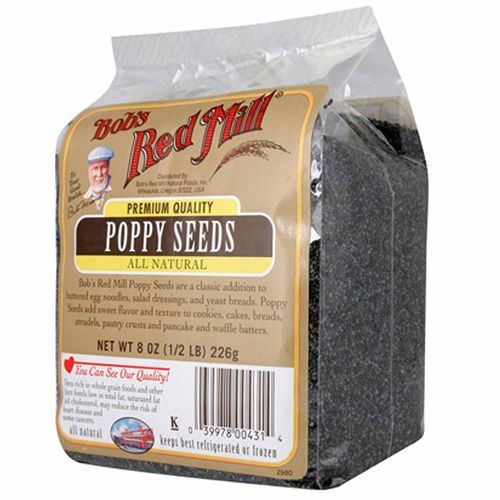 Bobs Red Mill Poppy Seeds (8 Pack)