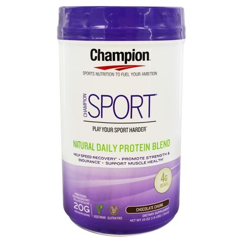 Champion Nutrition Sport Natural Daily Protein Blend