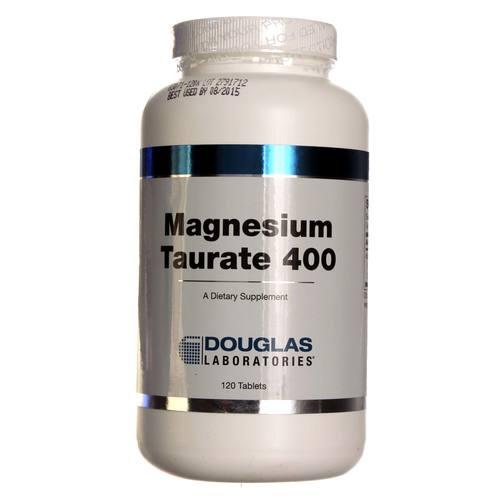 Douglas Labs Magnesium Taurate 400