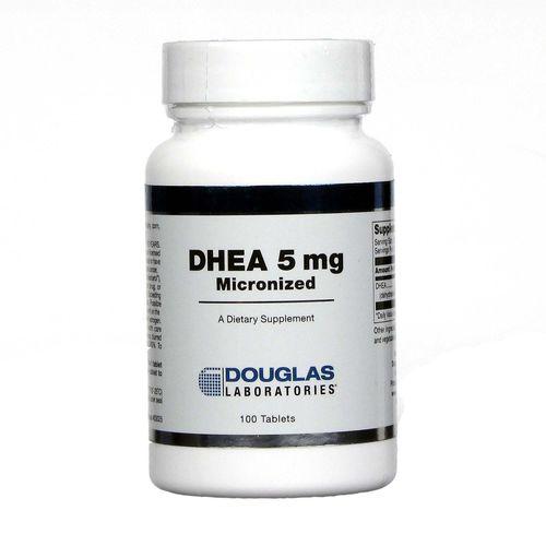 Douglas Labs DHEA 5 mg Micronized