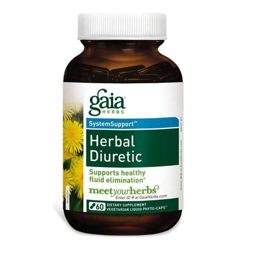 Gaia Herbs Herbal Diuretic