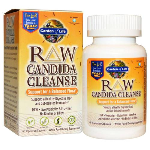 Garden of Life RAW Candida Cleanse