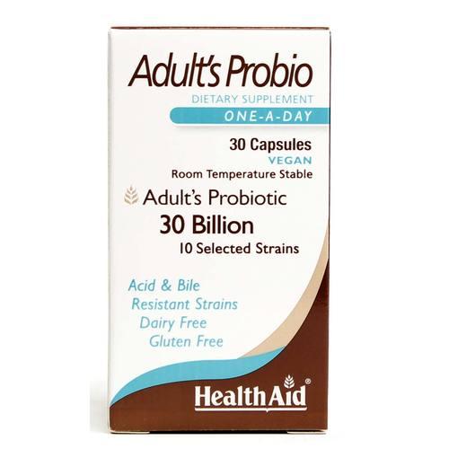 Health Aid Adult's Probio 30 Billion