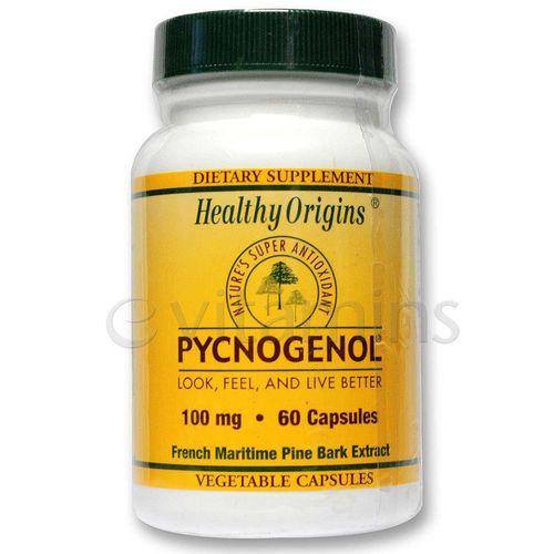 Healthy Origins Pycnogenol 100 mg