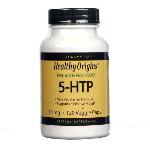 Healthy Origins 5-HTP 50 mg