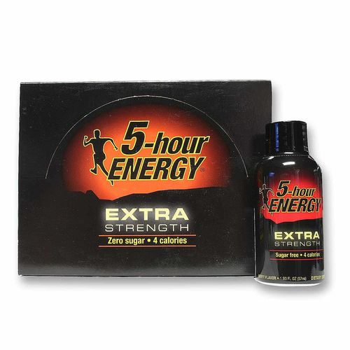 Living Essentials 5-hour Energy Extra Strength