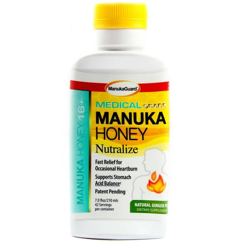 Manuka Doctor Medical Grade Munuka Honey Nutralize