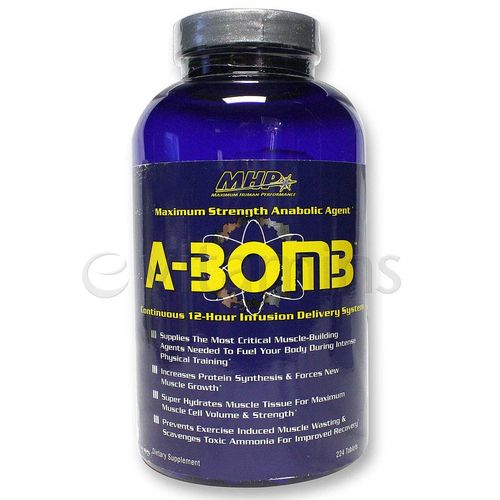 Maximum Human Performance A-Bomb