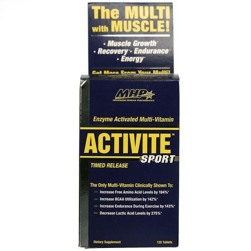 Maximum Human Performance Activite
