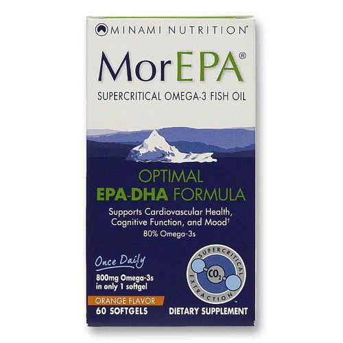 Minami Nutrition MorEPA