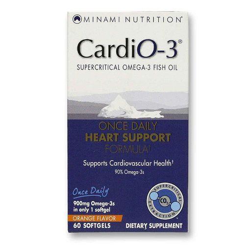 Minami Nutrition CardiO-3