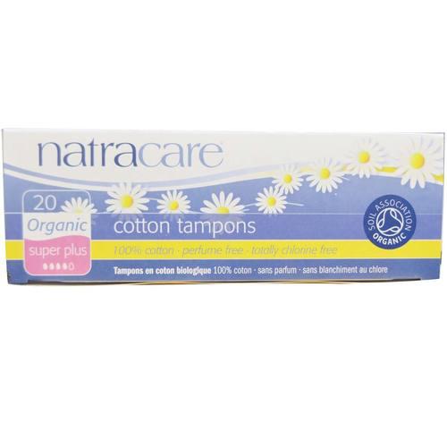 Natracare Organic Cotton Tampons