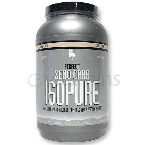 Nature's Best Zero Carb Isopure