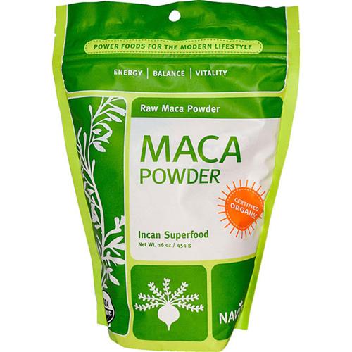 Navitas Naturals Organic Raw Maca Powder