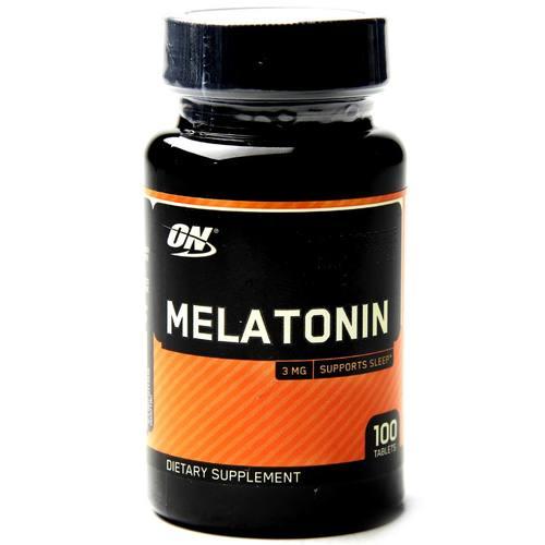 Optimum Nutrition Melatonin 3 mg