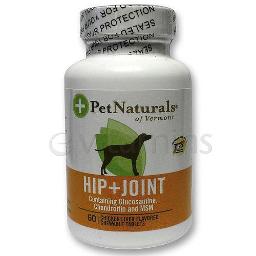 Pet Naturals of Vermont Hip & Joint