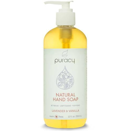Puracy Natural Hand Soap