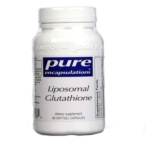 Pure Encapsulations Liposomal Glutathione