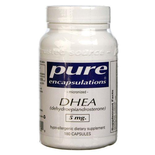 Pure Encapsulations DHEA 5 mg