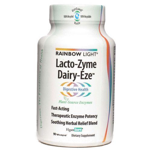 Rainbow Light Lacto-Zyme Dairy-Eze