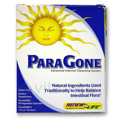 Renew Life ParaGone - 2 Part Cleanse