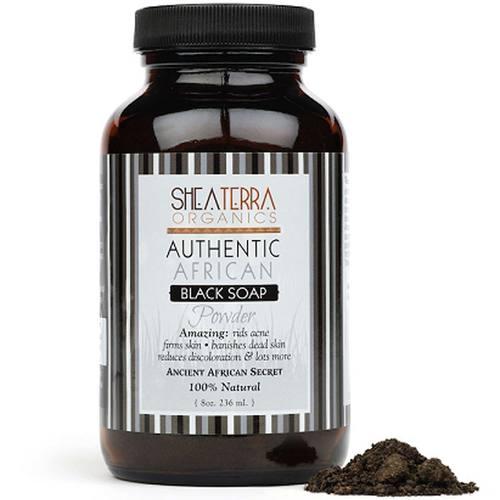Shea Terra Organics Authentic African Black Soap Powder