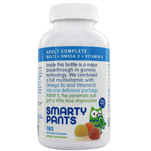 SmartyPants Vitamins Adult Complete