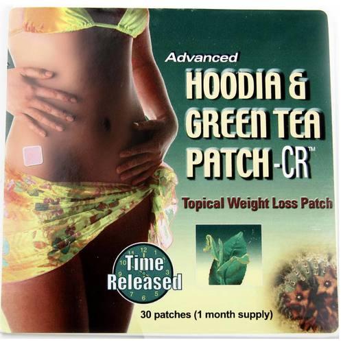 Smith Sorensen Advanced hoodia & Green Tea Patch-CR