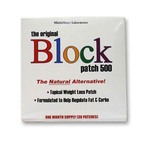 Smith Sorensen Block Patch 500