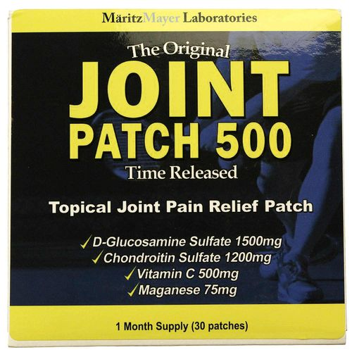 Smith Sorensen Advanced Joint Patch-CR