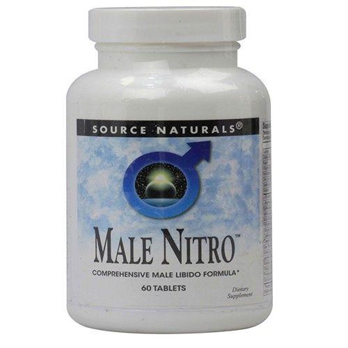 Source Naturals Male Nitro