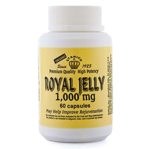 Stakich Royal Jelly 1,000 mg