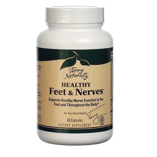 Terry Naturally Healthy Feet and Nerves