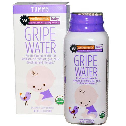 Wellements Organic Gripe Water