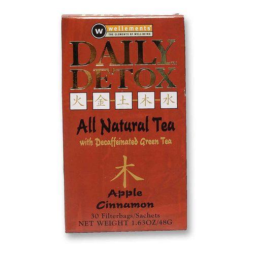 Wellements Daily Detox Tea