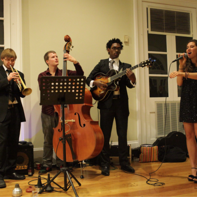 Show at the Presbytere, Spring 2014
